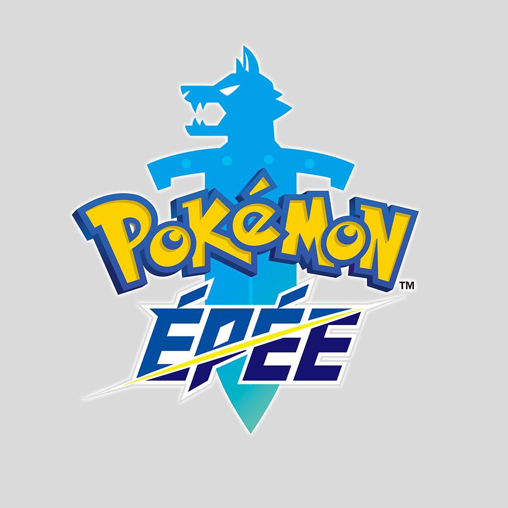 Logo Pokémon Épée Nintendo Switch