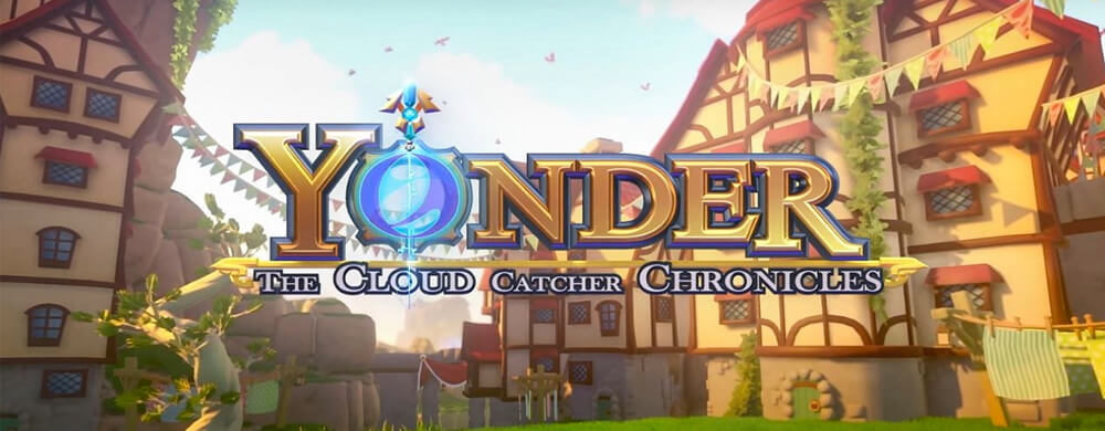 TEST - Yonder: The Cloud Catcher Chronicles