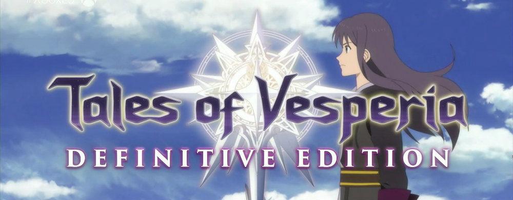 Tales of Vesperia aussi sur Switch
