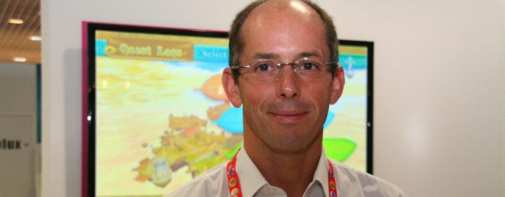 Stephan Bole est le nouveau Président de Nintendo of Europe