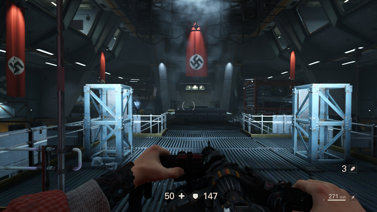 Wolfenstein II Nintendo Switch