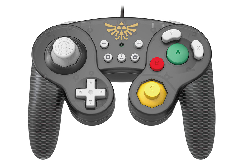 Manette Zelda Nintendo Switch par Hori