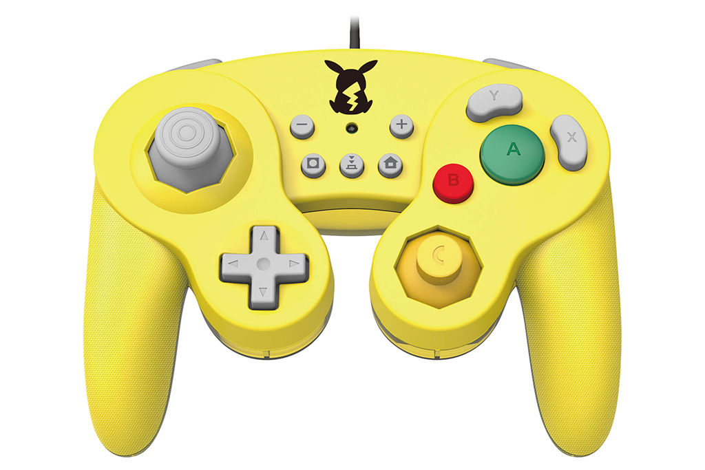 Manette Pokémon Nintendo Switch par Hori
