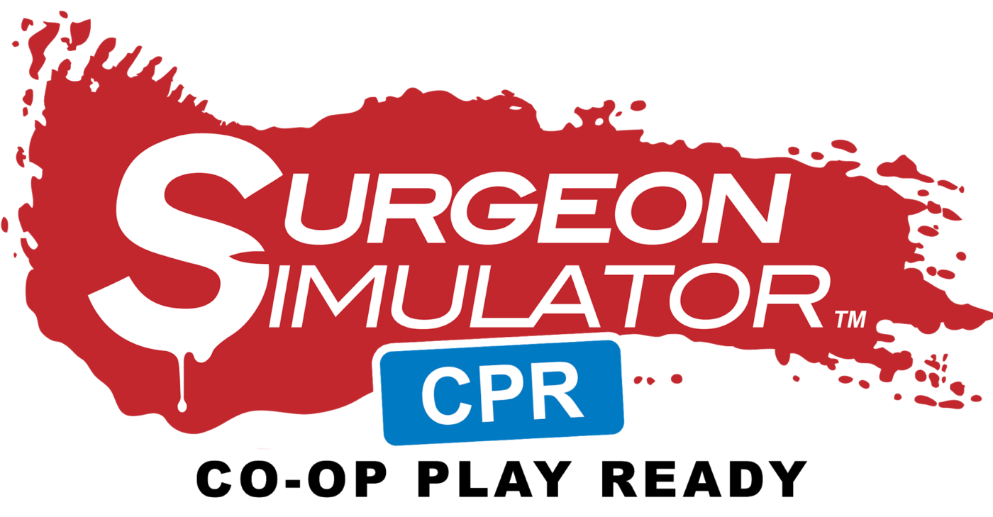 Logo Surgeon Simulator CPR