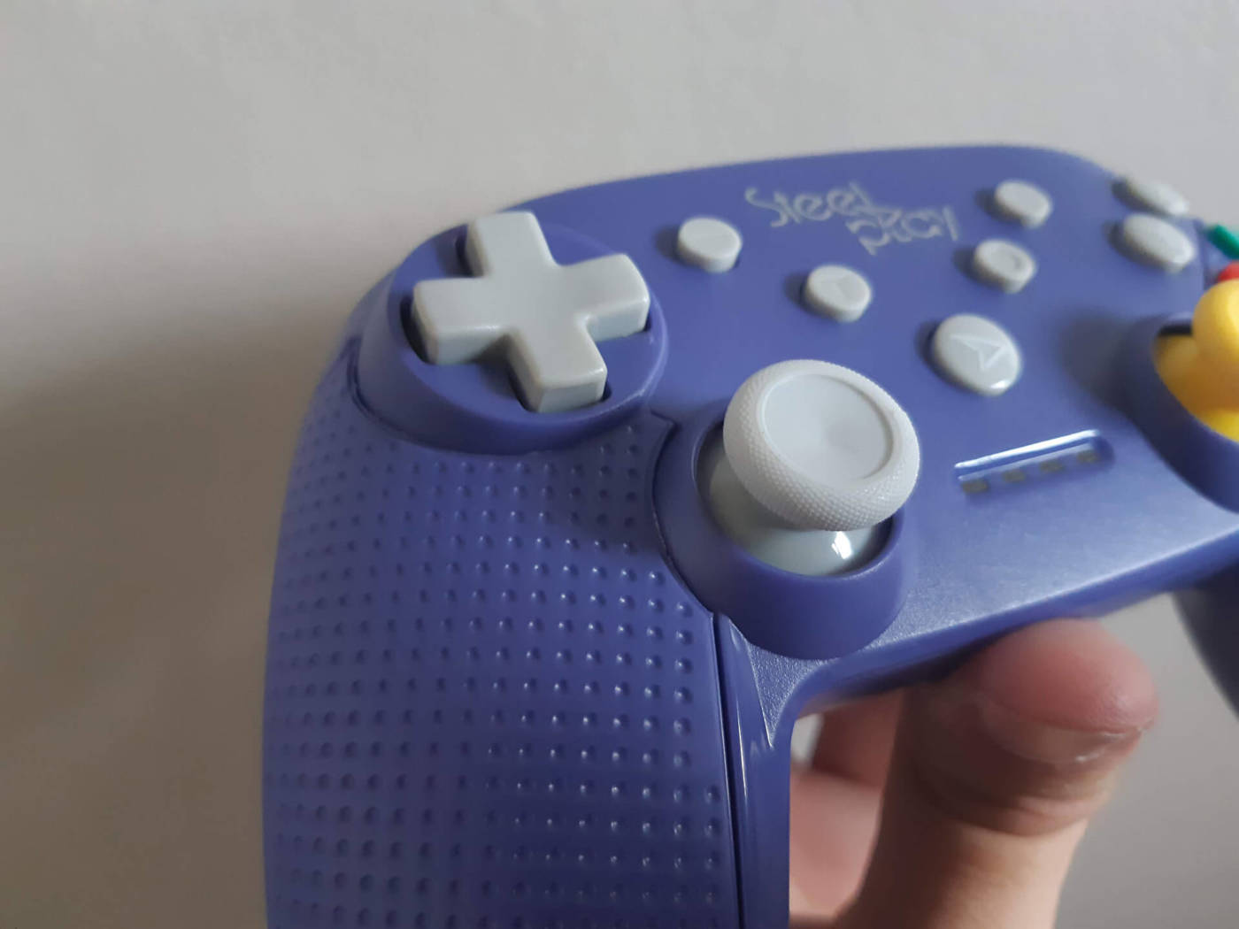 Manette filaire SteelPlay Nintendo Switch
