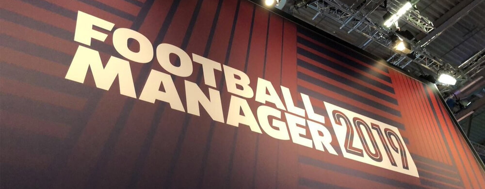 Football Manager Touch 2019 Nintendo Switch
