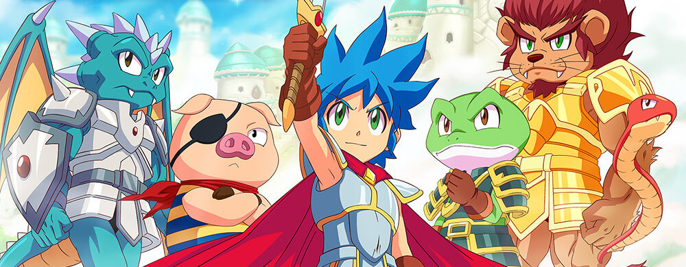 Monster Boy Nintendo Switch