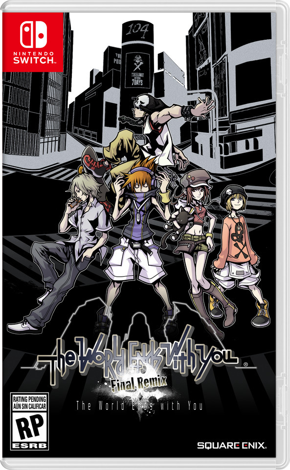 The World Ends With You Nintendo Switch