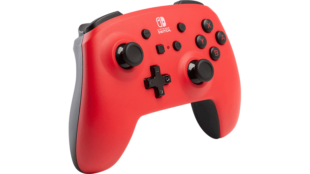 Manette PowerA Nintendo Switch - Red