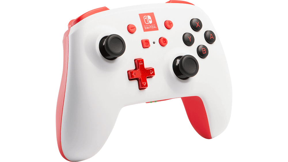 Manette PowerA Nintendo Switch - White