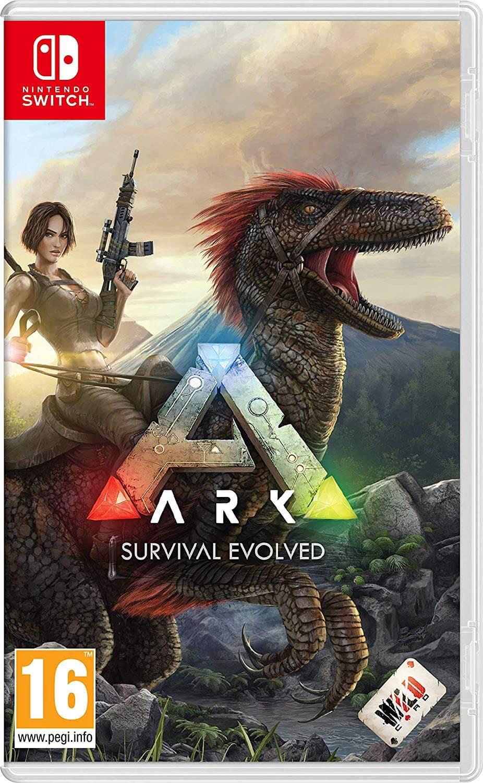 Boxart Ark: Survival Evolved Nintendo Switch