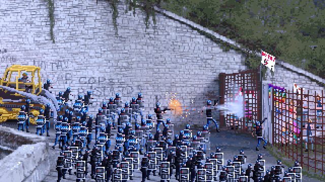 Riot : Civil Unrest