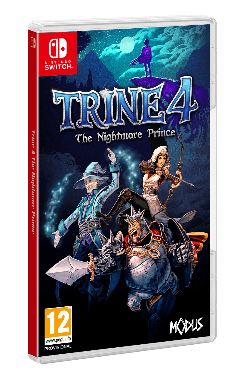 Trine 4: The Nightmare Prince Nintendo Switch