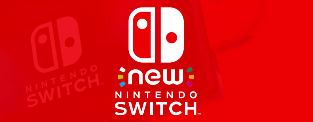 Nouvelle version Nintendo Switch
