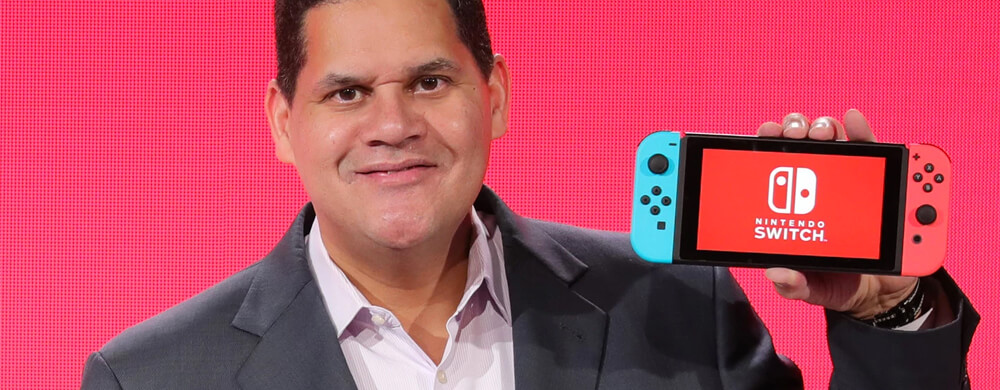 Reggie Fils-Aime Nintendo