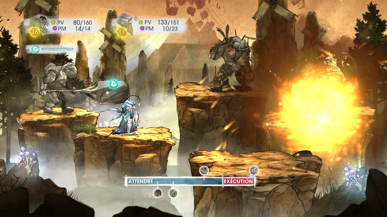 Child of Light - Nintendo Switch