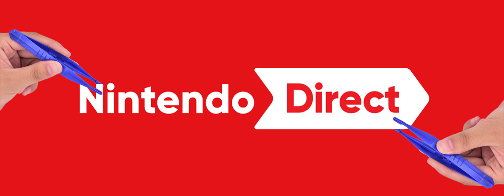 Nintendo Direct logo rumeur