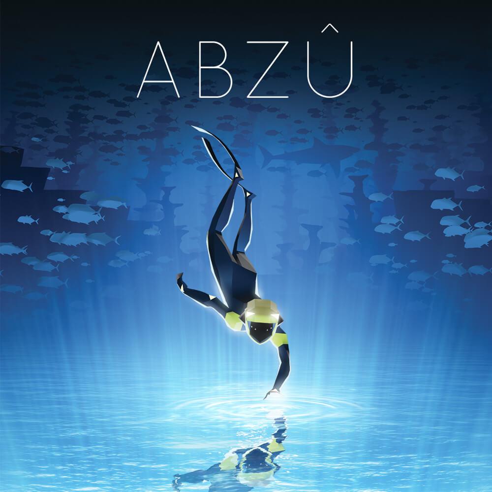 Logo Abzu Nintendo Switch
