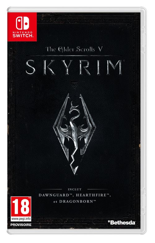 Skyrim Nintendo Switch