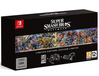 Edition limitée Super Smash Bros Ultimate