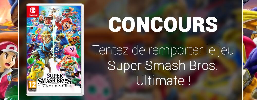 Concours Super Smash Bros. Ultimate