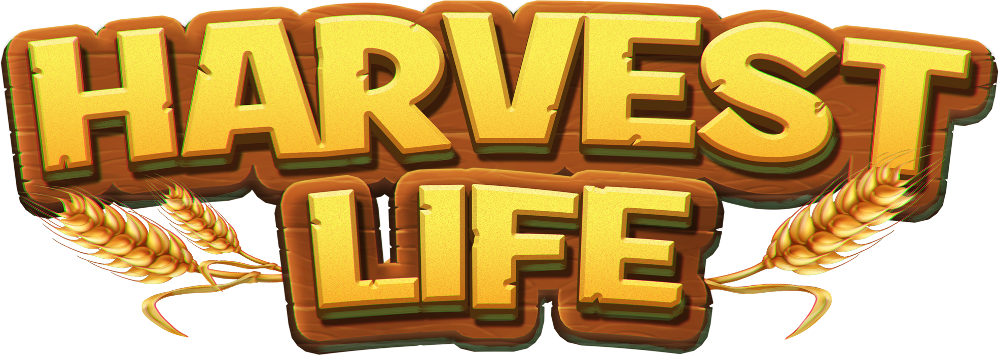 Logo Harvest Life Nintendo Switch