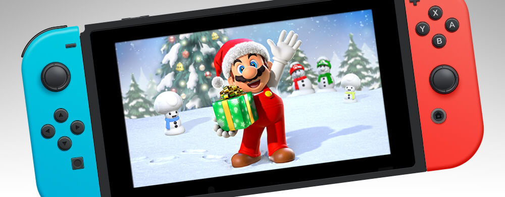 Sélection de Noël Nintendo Switch
