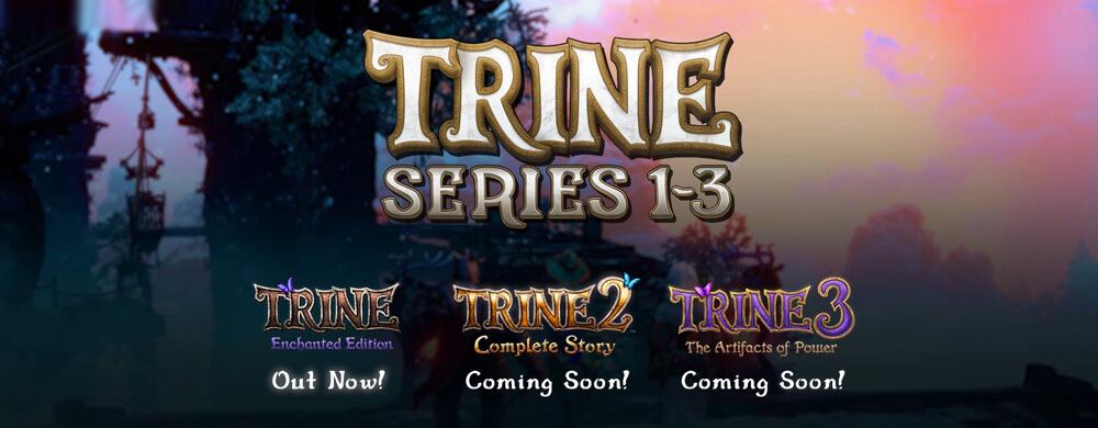 Trine Series Nintendo Switch