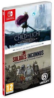 Box art Child of Light Soldats Inconnus Switch