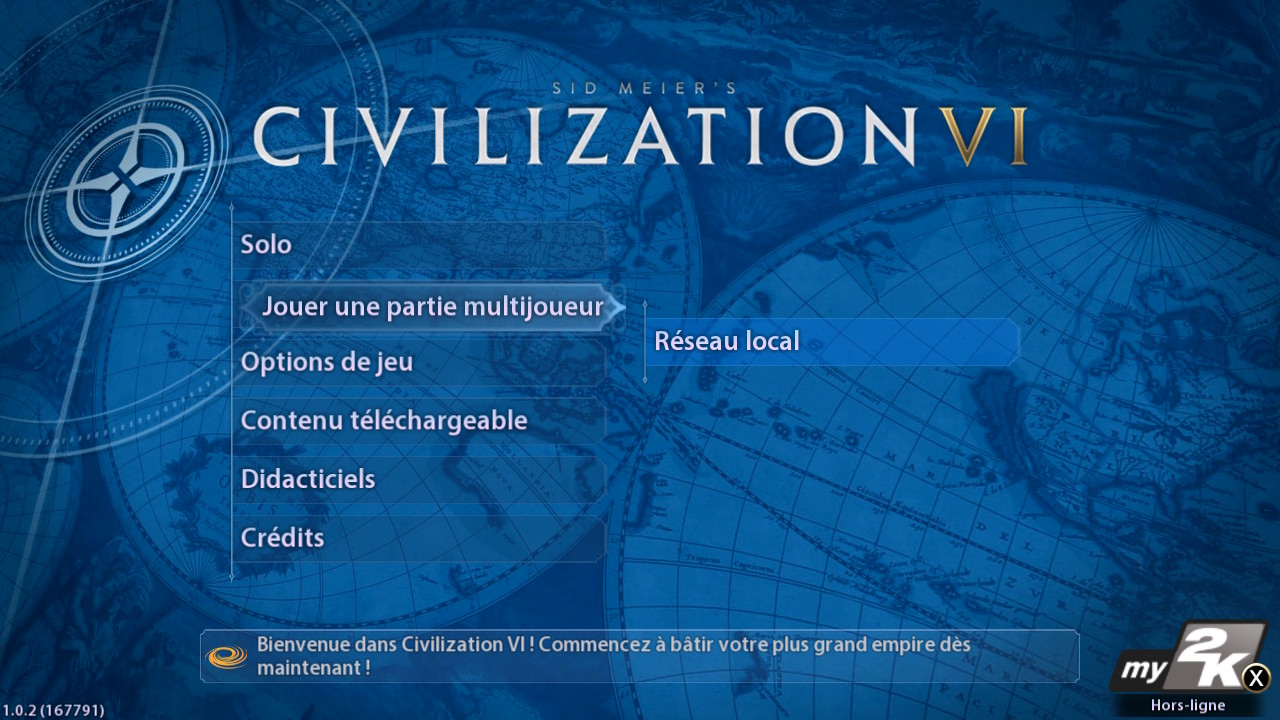 Civilization VI multi