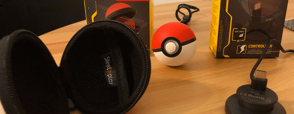 Pokéball Steelplay