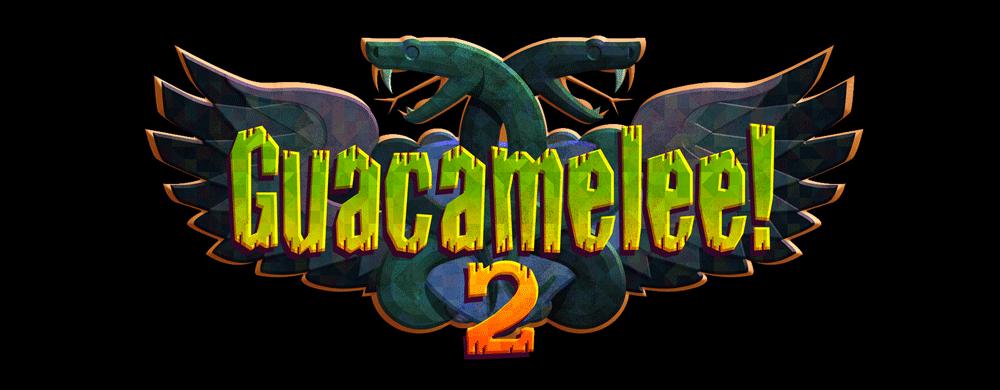 guacamelee 2 logo