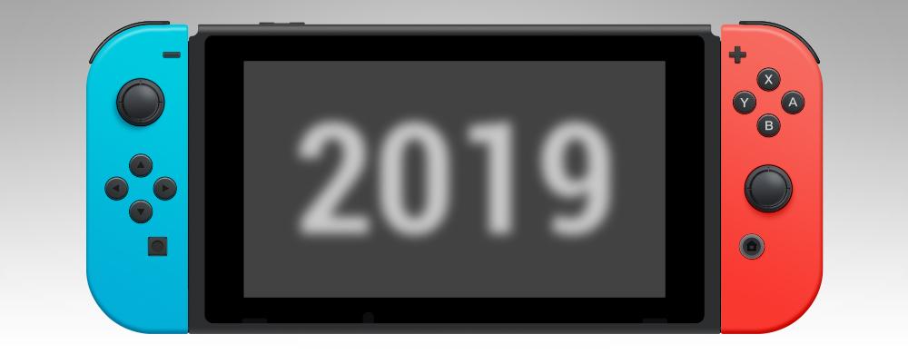 Nintendo 2019 - Flou