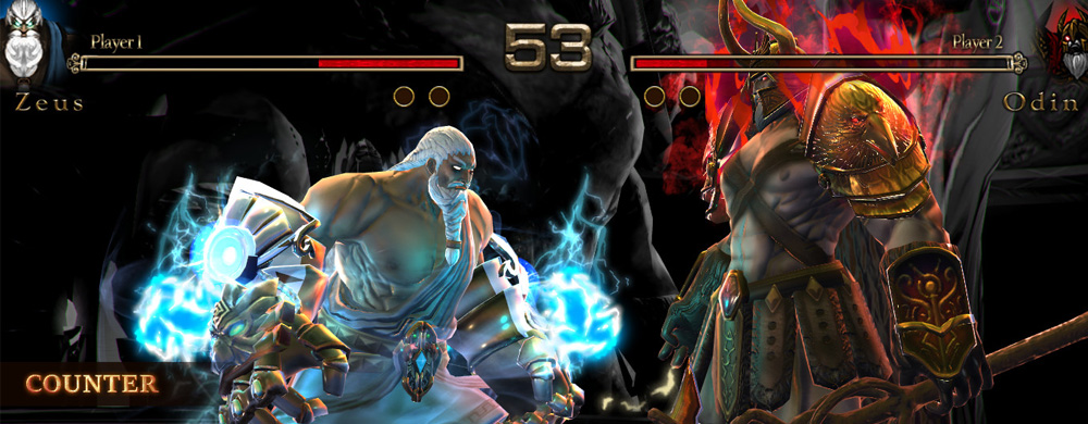 Fight of Gods Nintendo Switch