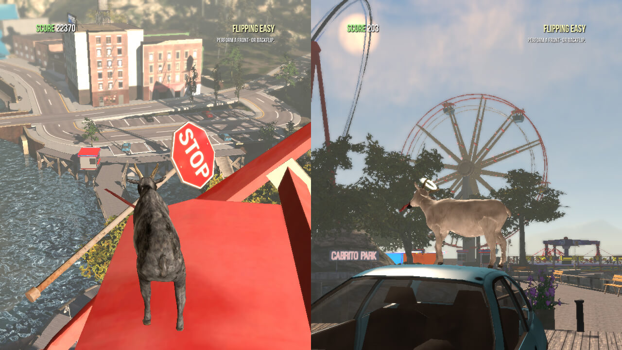 Goat Simulator - Nintendo Switch