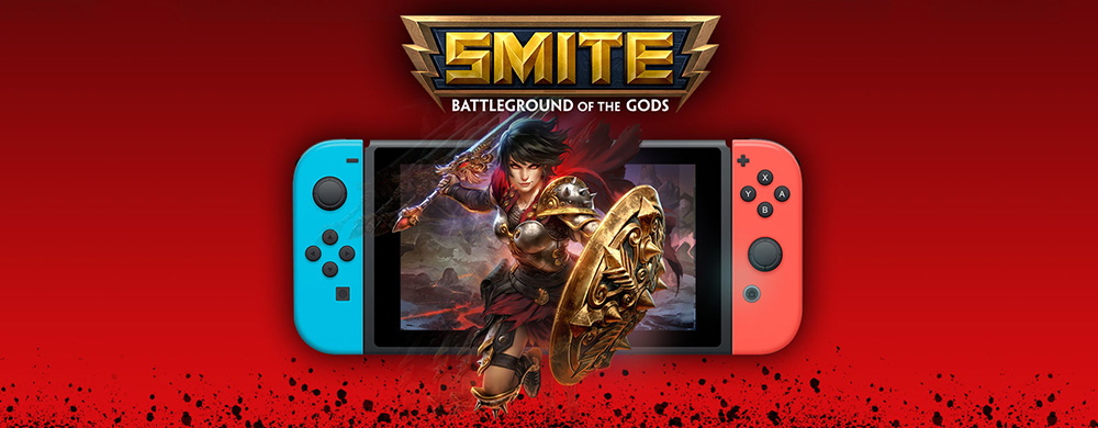 SMITE NINTENDO SWITCH