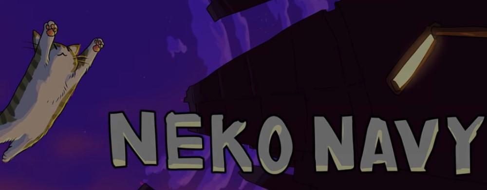 Neko Navy Nintendo Switch
