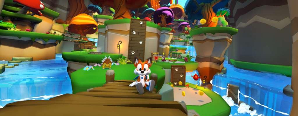 Super Lucky's Tale - Nintendo Switch
