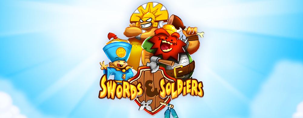 Swords & Soldiers Nintendo Switch