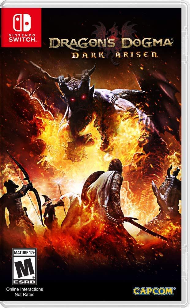 Dragon's Dogma: Dark Arisen Nintendo Switch