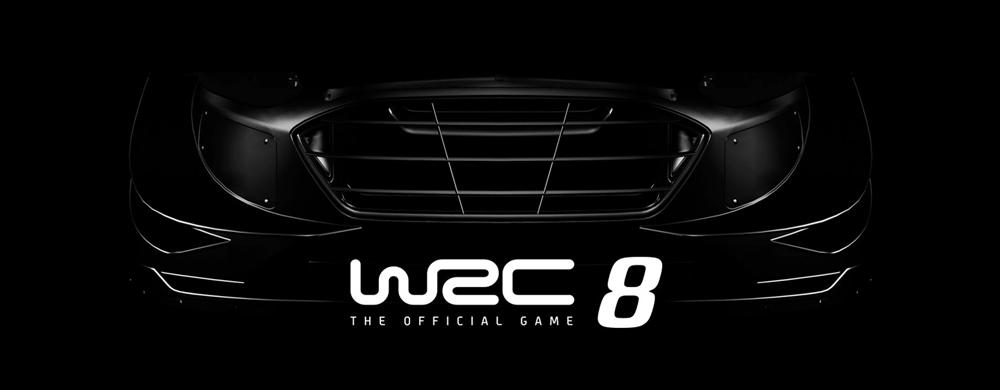 WRC 8 Switch