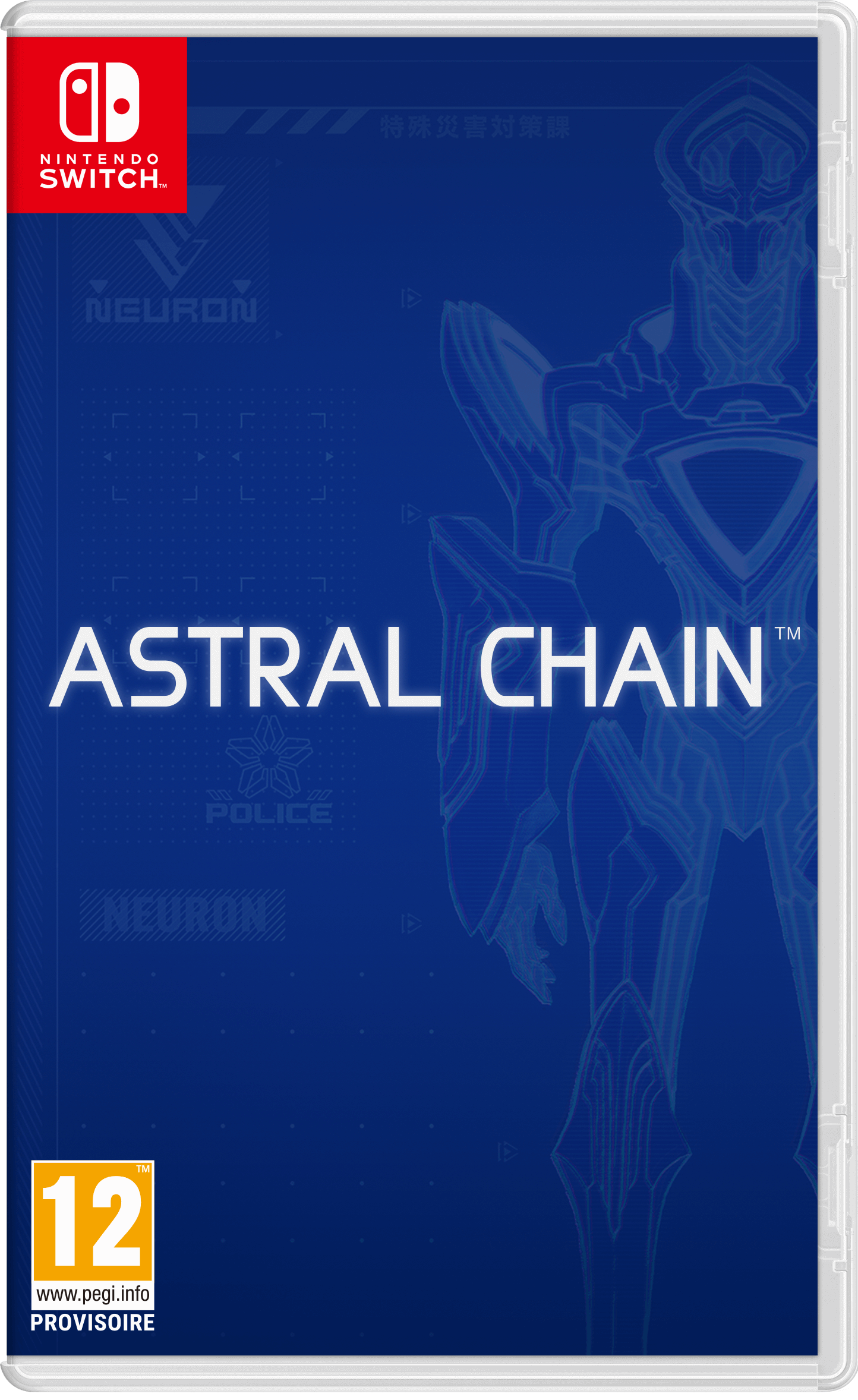 Astral Chain jaquette