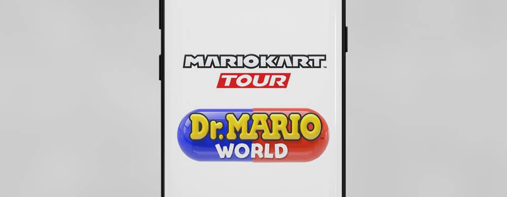 Jeux mobiles Nintendo