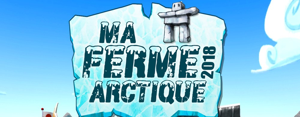 Ma Ferme Arctique 2018 Nintendo Switch