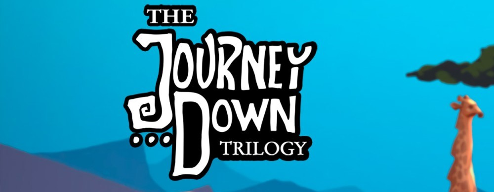 The Journey Down Trilogy Nintendo Switch