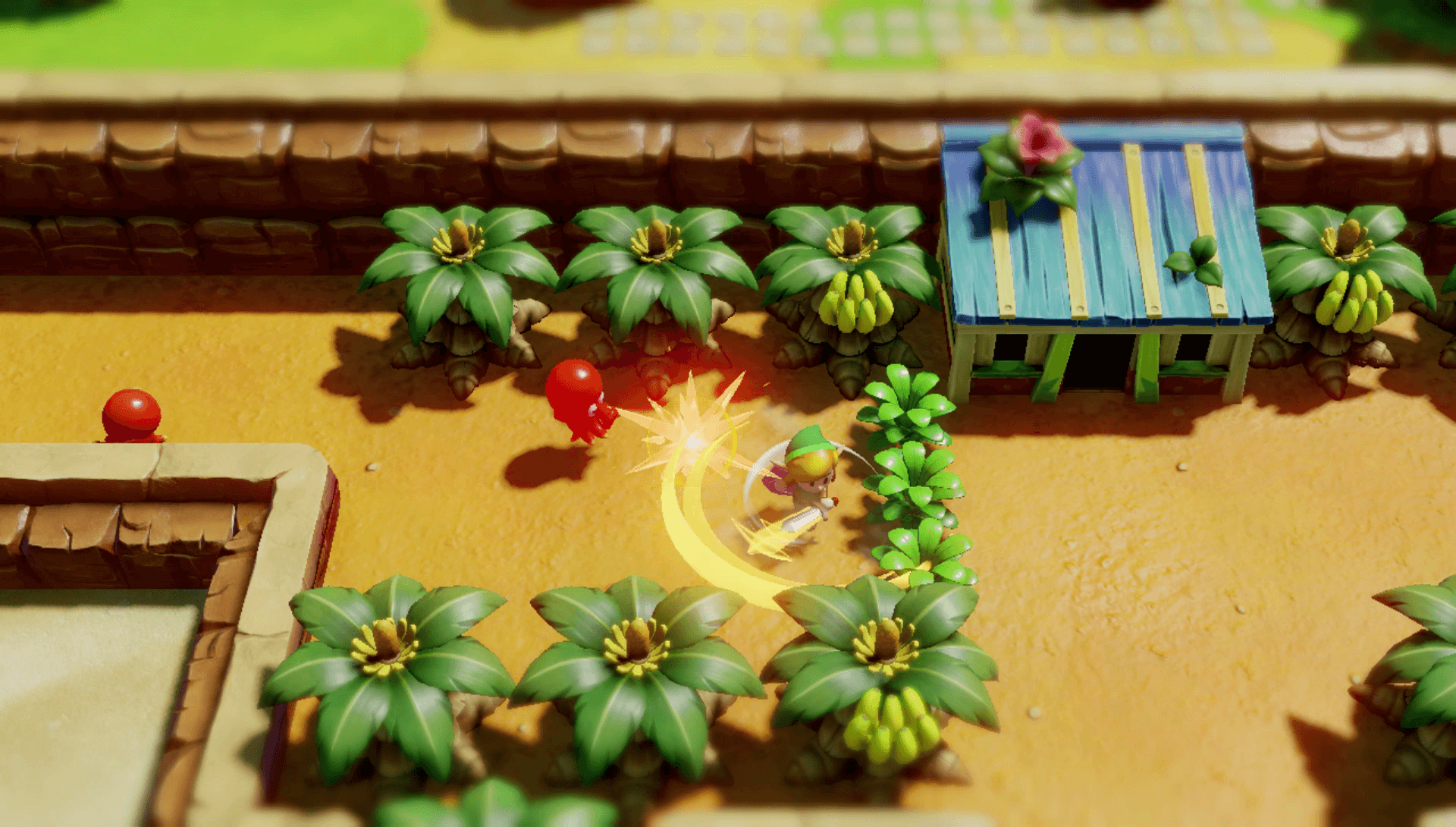 The Legend of Zelda : Link's Awakening Nintendo Switch