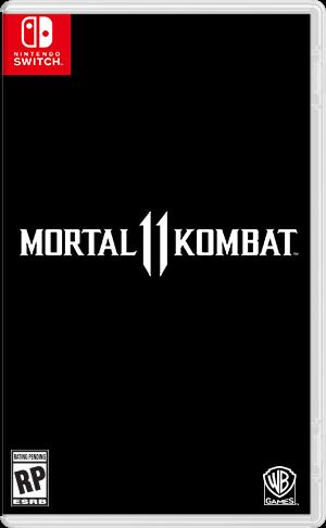 Mortal Kombat 11 jaquette