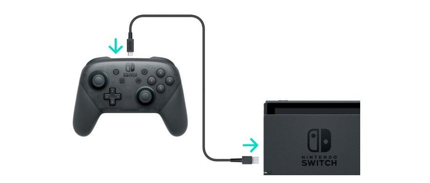 Test Manette PRO Nintendo Switch