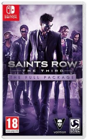 Saints Row: The Third Switch