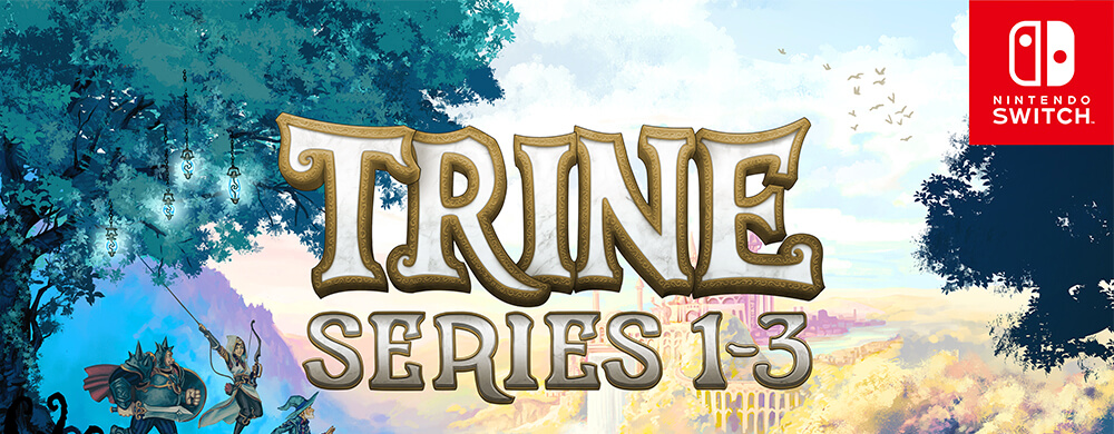trine series nintendo switch